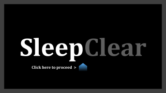 SleepClear Screenshot 1